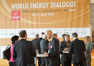 WORLD ENERGY DIALOGUE: Vernetzung ist der Schlüssel für Energieeffizienz