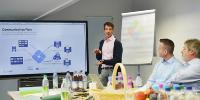 kiwiko und oneclick - erfolgreicher Workshop leitet Zusammenarbeit ein