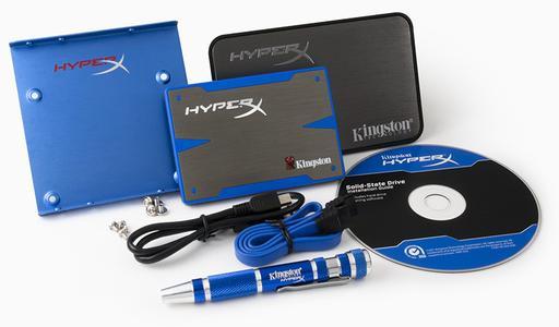 HyperX SSD DesktopNotebook Bundle
