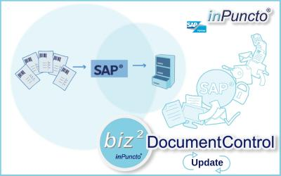Performance-Update für das inPuncto Workflow-Managenemt-Tool für SAP