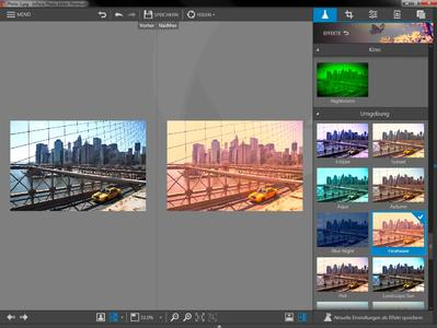 Bildoptimierung per Klick mit Inpixio Photo Editor Premium
