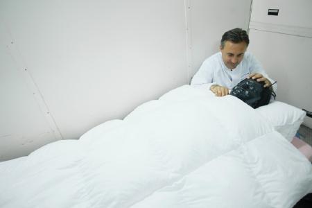 """Mit Hilfe der thermischen Gliederpuppe """"Charlie"""" lassen sich Kennzahlen zum Wärme- und Feuchtemanagement (Wärmeisolation und Atmungsaktivität) von Textilien aller Art ermitteln. © Hohenstein Group"""