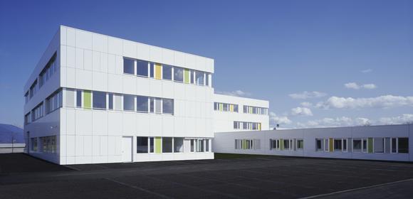 Zweckverband Ostholstein, neues Firmengebäude, Sierksdorf