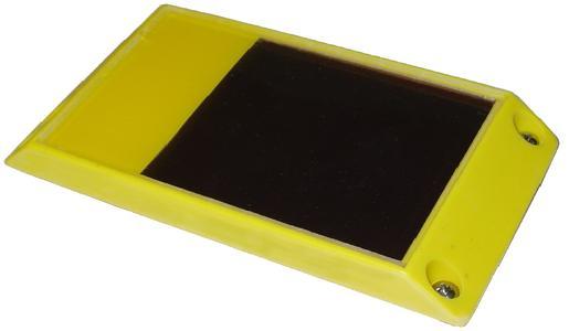 "solarbetriebenes Ortungsmodul ""GPS Search & Track Box -Solar"