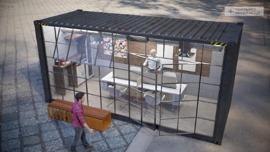 neue ideen produkte und kunden out of the box der think tank aus stahl auf dem. Black Bedroom Furniture Sets. Home Design Ideas