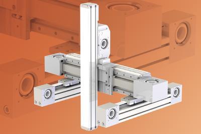 Saubere Umgebungen wie sie in der Verpackungsindustrie vorzufinden sind, sind das Einsatzgebiet für die Achsen der LIGHT-Serie: sie bieten durch geringes Gewicht hohe Dynamik, als Einzelachsen oder zu kompletten Mehrachssystemen kombiniert