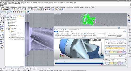 Das neue CAD - CAM Duo - Rhino 7 und BobCAM für Rhino