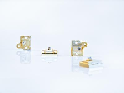 Jenoptik Laser bars mounted on CN heat sink