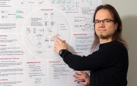 Christian Bartsch war als Erstautor maßgeblich an der Studie beteiligt (Foto: Koziel/TUK)