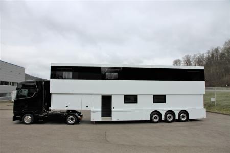 SCHULER Fahrzeugbau is a partner and supplier of Trailers for Motorsport Teams