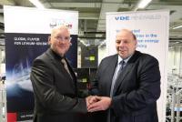 BMZ Group und VDE schließen strategische Partnerschaft im Bereich Batterie-Technologie