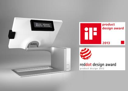 The AURES Group rewarded for its ability to innovate through design