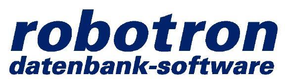 Logo Robotron Datenbank-Software GmbH