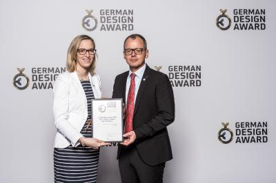 German Design Award 2018 für Arta