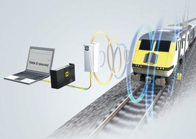 Thinking ahead with HARTING: RFID Improves the Railway Market