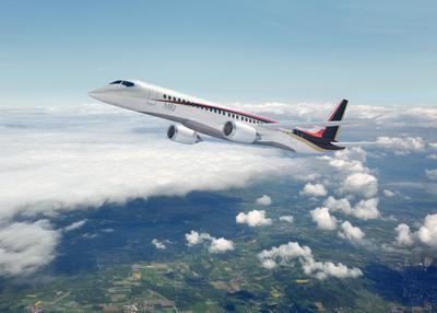 PW1200G-Antrieb mit MTU-Technologie hebt erstmals mit neuestem Mitsubishi Regional Jet ab