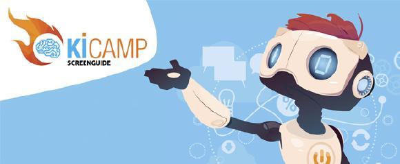 KiCamp Logo