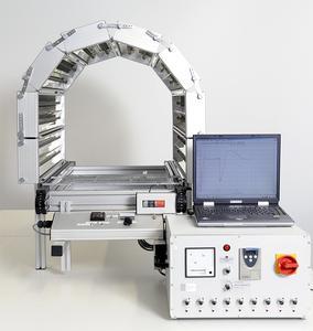Infrarot-Tunnel für 3D-Produkte