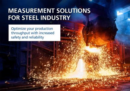 Solutions for steel production from Berthold Technologies
