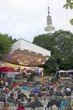 Each year the Jazz Open Hamburg draws up to 10.000 visitors to the Planten un Blomen park