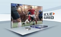 ICUE-GRID: flexible multi-room IP Video presenter  and Video Wall