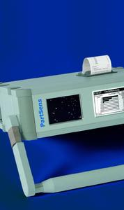 """With the modular """"PartSens"""" device, the Esslingen-based company acp – advanced clean production GmbH provides a control and measurement system for identifying and quantifying particulate contamination."""