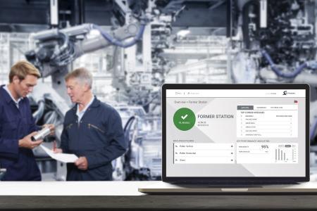 Industrie 4.0 ganz konkret in Anwendung