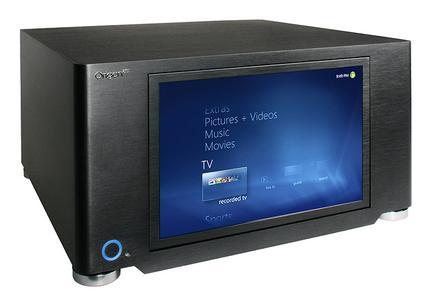 OrigenAE S21T ATX HTPC   12,1 Zoll Touchscreen TFT black