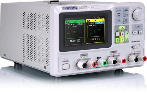 Programmierbares Labornetzgerät Siglent SPD3303X