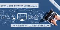 Low-Code Solution Week 2020