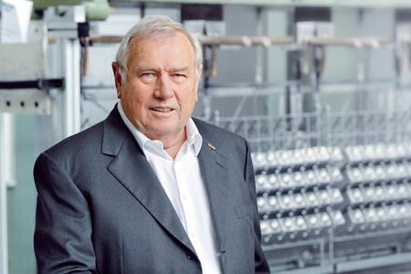 Hermann Alber verantwortete über 30 Jahre lang den Bereich Technik der GEZE GmbH. Foto: GEZE GmbH