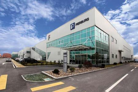 Produktionsgebäude der Pierburg China Ltd., Kunshan