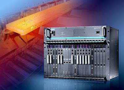 Sein Multiprozessorsystem Simatic TDC zur Automatisierung großer Anlagen hat Siemens A&D überarbeitet und mit neuen Funktionen ausgestattet. Die neue Kommunikationsbaugruppe CP50M1 bietet den Datenaustausch mit äquidistantem Telegrammversand über Profibus