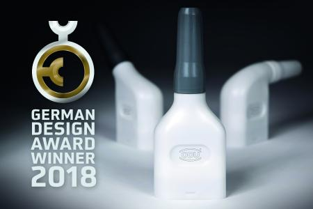 ODU MAC ZERO German Design Award Winner 2018