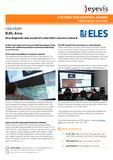 eyevis Case Study ELES Control Centre Klece, Slovenia