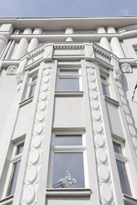Am Detail wird die äußerst sensible Farbgestaltung deutlich, Foto: Caparol Farben Lacke Bautenschutz/Andreas Wiese