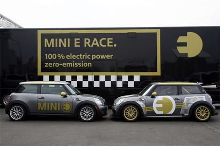 MINI E Race Nordschleife