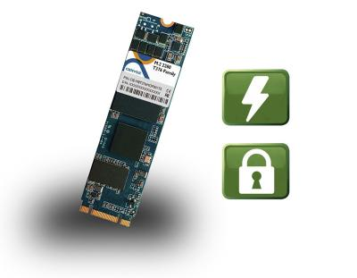 Industrial M.2 SSD series with power loss protection