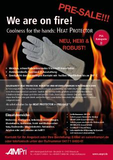 Angebot SolidSafety Heat Protector August 2020