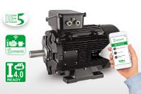 Dyneo+, the new range of connected motors with very high efficiency levels