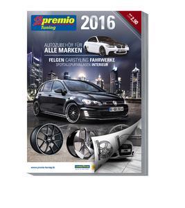 Premio Tuning Katalog 2016