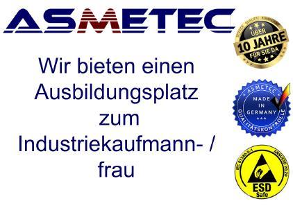 Ausbildung zum Industriekaufmann / -frau