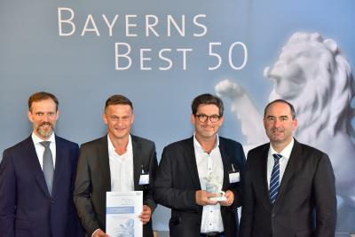 One of the top 50 companies in Bavaria