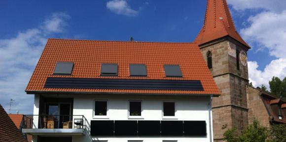 Denkmalschutz und Photovoltaik