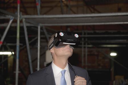 Michael Müller VR. Foto  (c) Frank Arendt