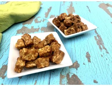 EnWave Signs Technology Evaluation and License Option Agreement with SunRhize Foods to Develop Plant-Based Tempeh Snacks and Reserves REVworx™ Toll Manufacturing Capacity
