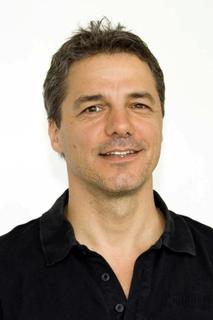 Technikleiter Achim Müller