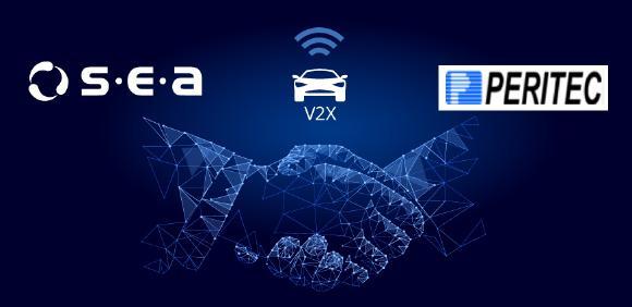 Headline Graphics press release Cooperation-Peritec-SEA-Connected-Car