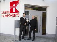 Uwe Schallenberg Joins the LASER COMPONENTS Team