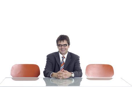 Carsten Nelk, Vorstandsvorsitzender der Ebydos AG: Zufrieden mit erstem Halbjahr 2004
